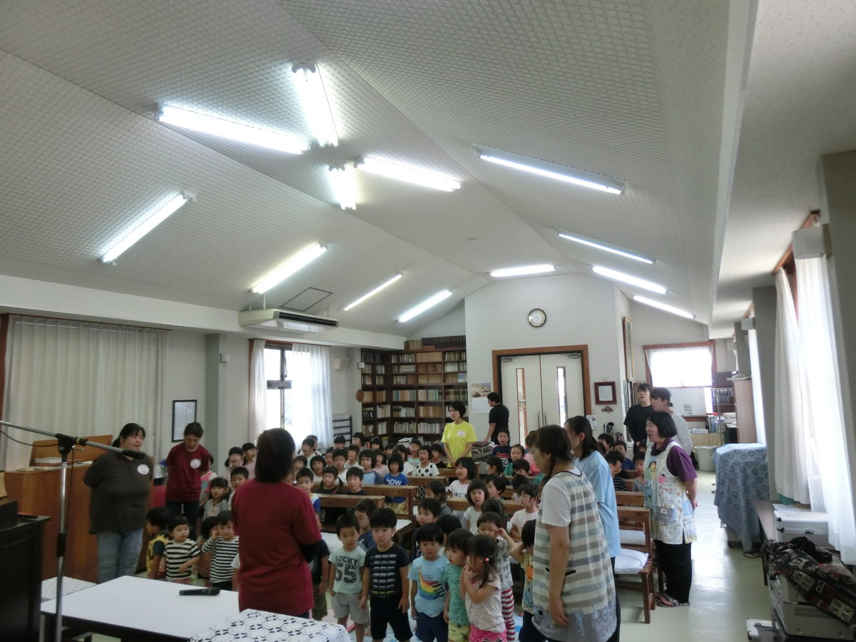保護中: 会堂礼拝(2019.10.17)