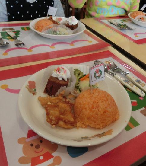 保護中: クリスマス会食(2019.12.19)