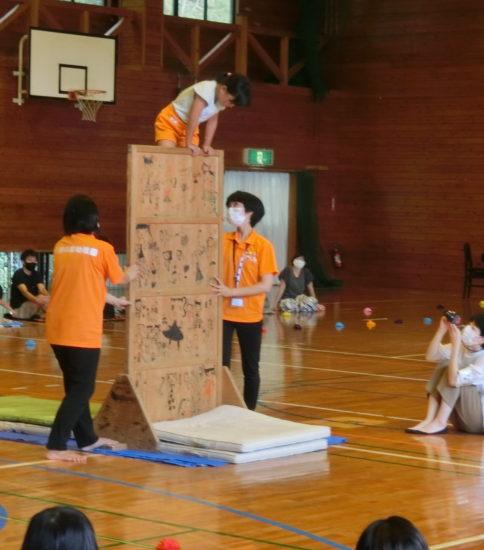 保護中: うんどうあそび会(2021.10.9)